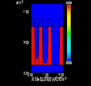 T=240 [s] SiO2層