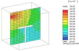 Ar density